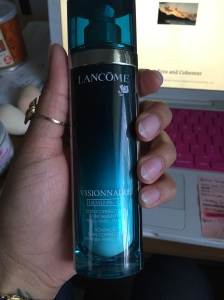 Lancome Visionnaire serum