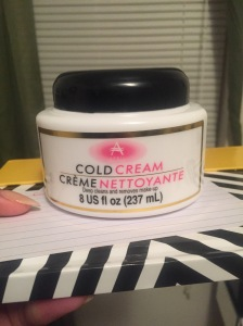 April Cold Cream Cleanser
