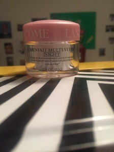 Lancome Muti vital night cream